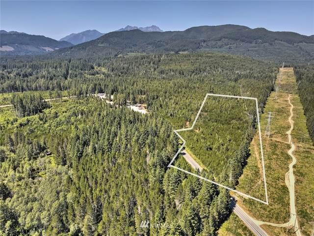 0 N Lake Cushman Road, Hoodsport, WA 98548 (#1642242) :: Engel & Völkers Federal Way