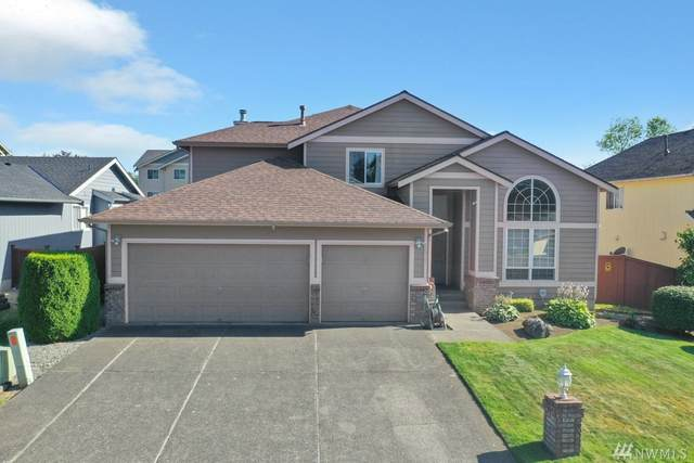 12923 SE 309th Place, Auburn, WA 98092 (#1642281) :: Better Properties Lacey