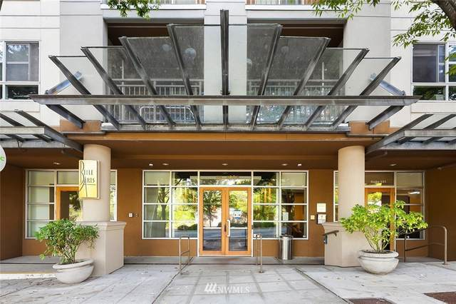 118 107th Avenue NE B208, Bellevue, WA 98004 (#1642298) :: The Shiflett Group