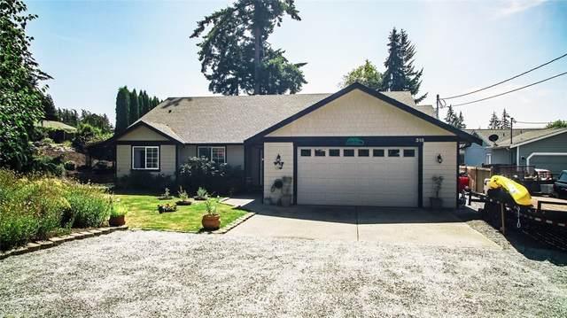 318 Woodland Drive, Camano Island, WA 98282 (#1642384) :: McAuley Homes