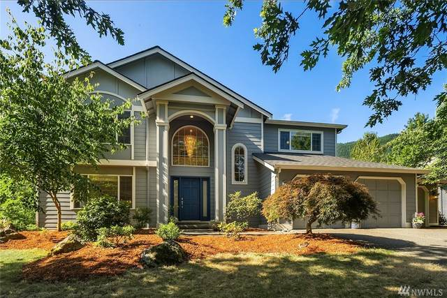1055 SW 10th St, North Bend, WA 98045 (#1642404) :: Keller Williams Realty