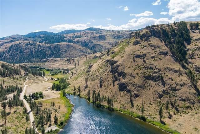 111 Green Lake Road, Okanogan, WA 98841 (#1642530) :: Ben Kinney Real Estate Team