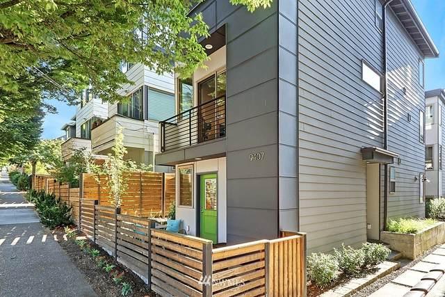 9407 35th Avenue SW A, Seattle, WA 98126 (#1642536) :: Keller Williams Realty