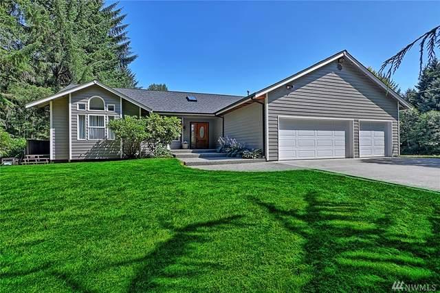12201 112th Ave NE, Arlington, WA 98223 (#1642599) :: Better Properties Lacey