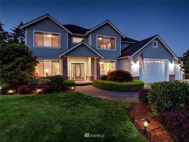 2105 Huntington Loop SE, Olympia, WA 98513 (#1642606) :: Hauer Home Team
