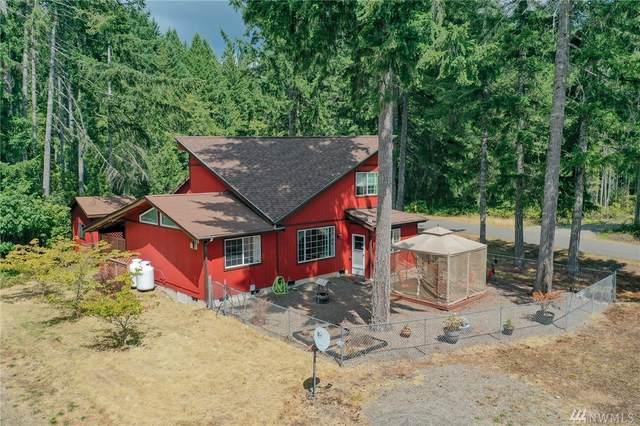 40 N Goldeneye Drive, Hoodsport, WA 98548 (#1642615) :: Real Estate Solutions Group