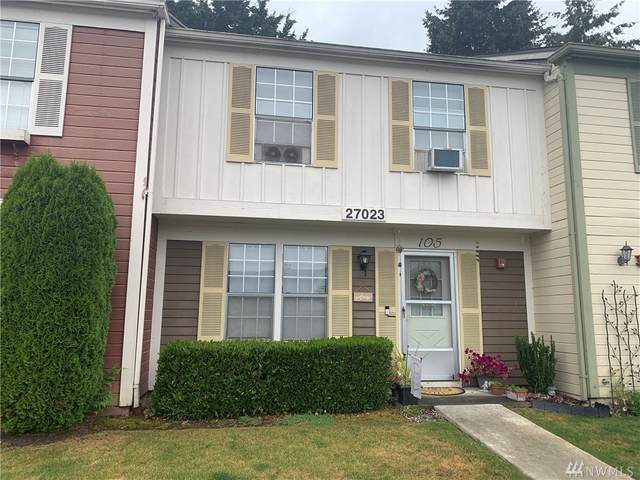 27023 47th Ave S #105, Kent, WA 98032 (#1642644) :: The Original Penny Team