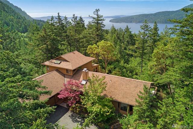 90 Geiser's Wy, Orcas Island, WA 98245 (#1642785) :: The Kendra Todd Group at Keller Williams
