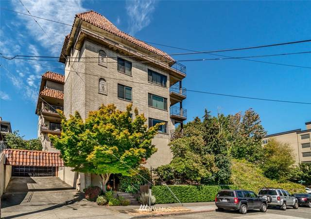 610 Aloha Street #302, Seattle, WA 98109 (#1642816) :: Urban Seattle Broker