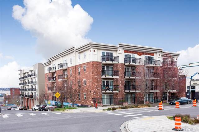 1001 N State St #303, Bellingham, WA 98225 (#1642880) :: Real Estate Solutions Group