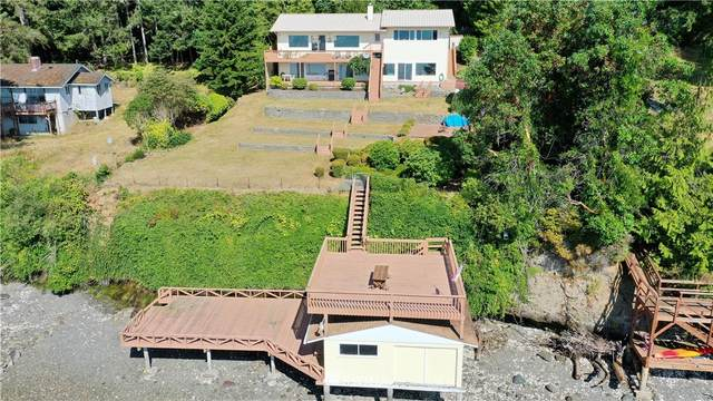 61 Pleasant Harbor Road, Brinnon, WA 98320 (#1642967) :: NW Home Experts