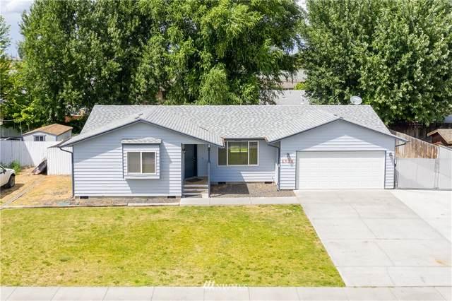 1438 S James Avenue, Moses Lake, WA 98837 (#1643013) :: Ben Kinney Real Estate Team