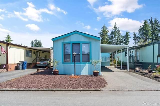 4401 80th St NE #49, Marysville, WA 98270 (#1643035) :: Better Properties Lacey