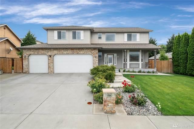 33 Mandolin Ave, East Wenatchee, WA 98802 (#1643057) :: Better Properties Lacey