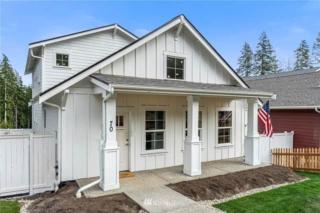 70 E Cedarland Lane, Allyn, WA 98524 (#1643076) :: NextHome South Sound