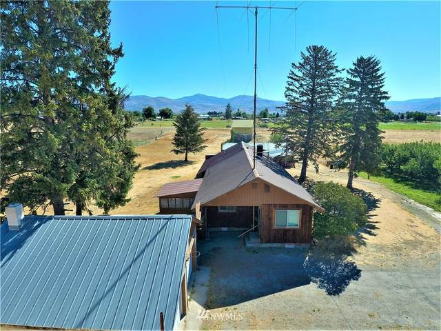 62 Kirkpatrick Road N, Omak, WA 98841 (#1643091) :: Tribeca NW Real Estate