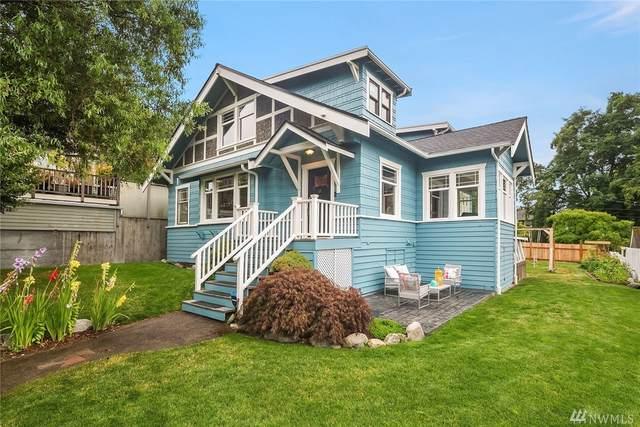 207 N 47th St, Seattle, WA 98103 (#1643110) :: Better Properties Lacey