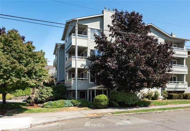 NW 59th Street #202, Seattle, WA 98107 (#1643132) :: Northern Key Team