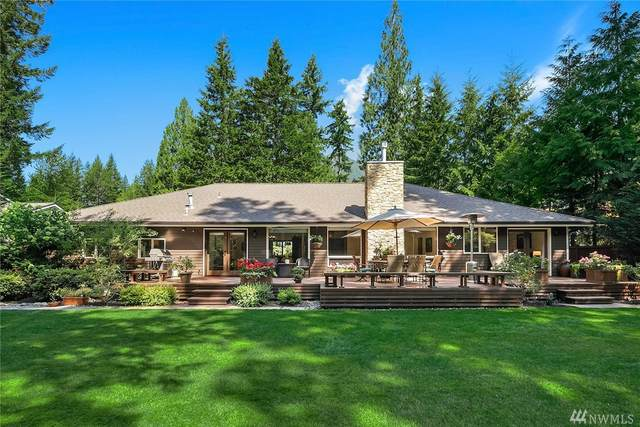 46121 SE 134th St, North Bend, WA 98045 (#1643154) :: Lucas Pinto Real Estate Group
