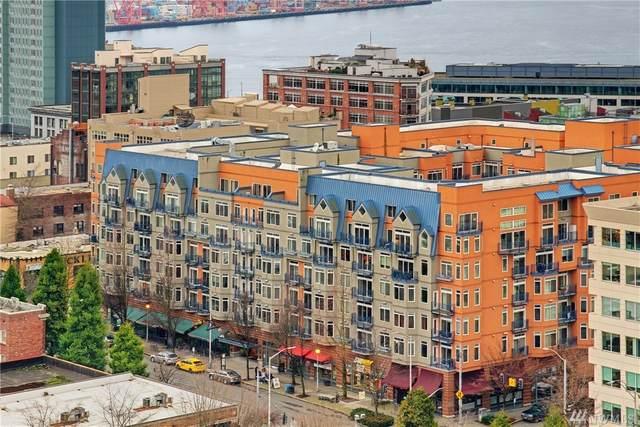 2414 1st Ave #306, Seattle, WA 98121 (#1643207) :: Engel & Völkers Federal Way