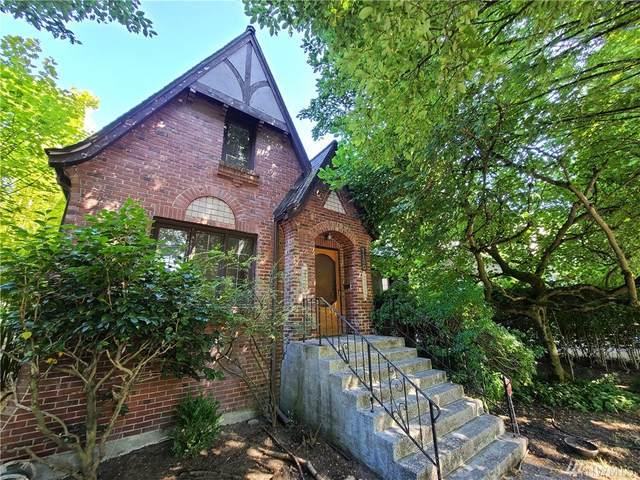 1120 19th Ave E, Seattle, WA 98112 (#1643225) :: Ben Kinney Real Estate Team