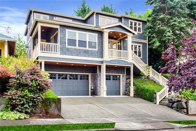 1817 N 52nd St, Seattle, WA 98103 (MLS #1643233) :: Brantley Christianson Real Estate