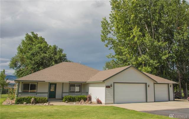 250 Oasis Lane, Ellensburg, WA 98926 (MLS #1643235) :: Nick McLean Real Estate Group