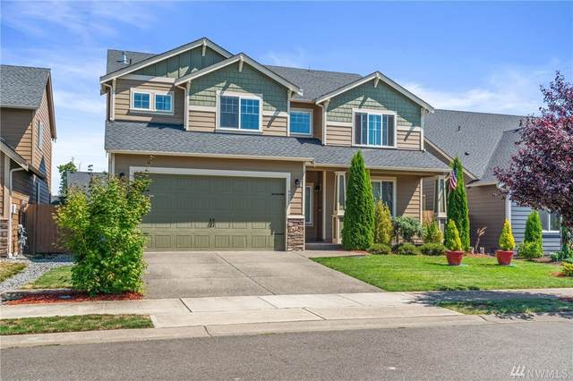 9931 Dotson St SE, Yelm, WA 98597 (#1643252) :: NW Home Experts