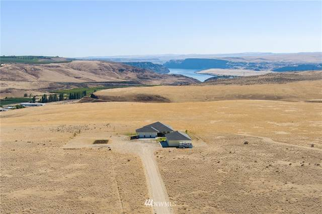 11996 NW Rd W, Quincy, WA 98848 (#1643268) :: Hauer Home Team