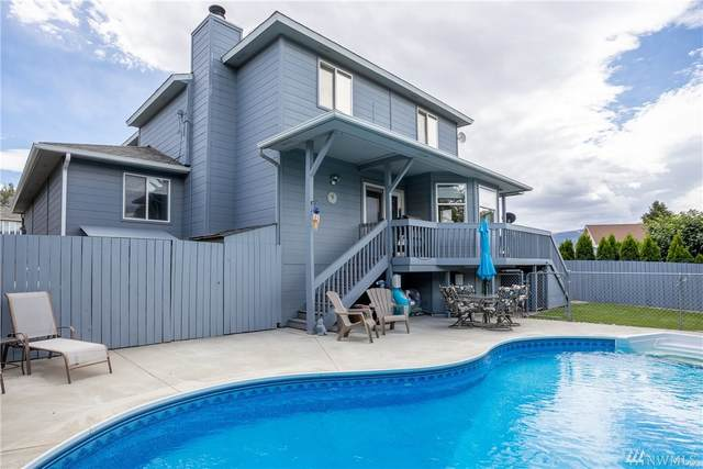 114 Manhattan Sq, East Wenatchee, WA 98802 (#1643293) :: Better Properties Lacey