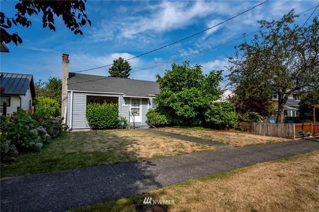 4305 32nd Avenue NW, Seattle, WA 98199 (#1643350) :: TRI STAR Team | RE/MAX NW