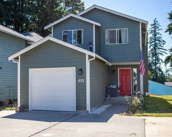 653 NE Flagstone Lane, Bremerton, WA 98310 (#1643352) :: Ben Kinney Real Estate Team