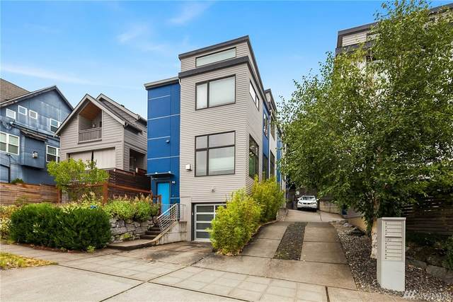 1122 29th S B, Seattle, WA 98144 (#1643370) :: Ben Kinney Real Estate Team