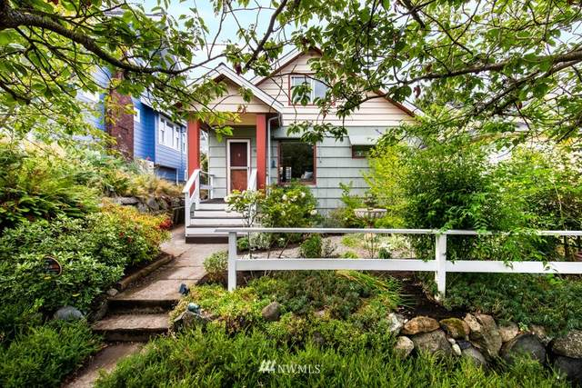 934 N 76th Street, Seattle, WA 98103 (#1643371) :: KW North Seattle