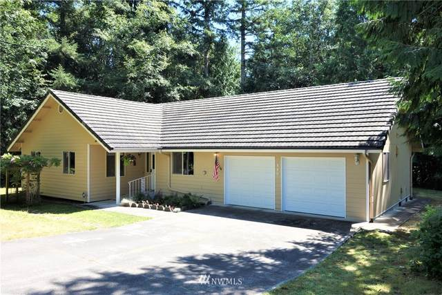 110 Warbler Ln, Port Ludlow, WA 98365 (#1643405) :: Pacific Partners @ Greene Realty