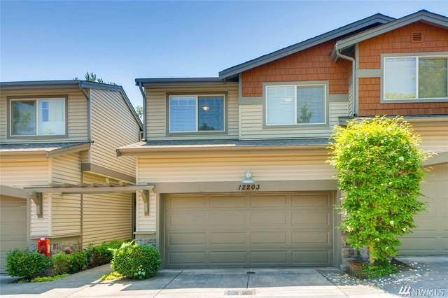 12203 NE 103rd Lane C-4, Kirkland, WA 98033 (MLS #1643490) :: Brantley Christianson Real Estate