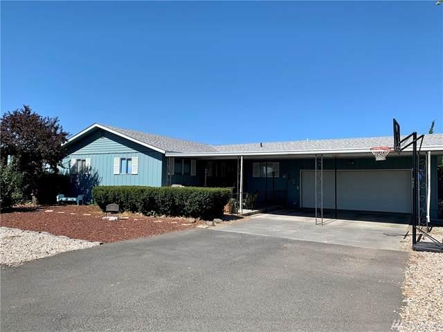 4518 W Lakeshore Drive, Moses Lake, WA 98837 (MLS #1643493) :: Nick McLean Real Estate Group