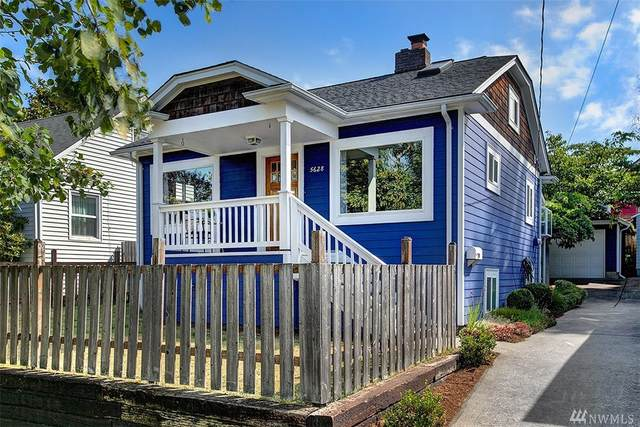 5628 7th Ave NW, Seattle, WA 98107 (#1643506) :: The Original Penny Team