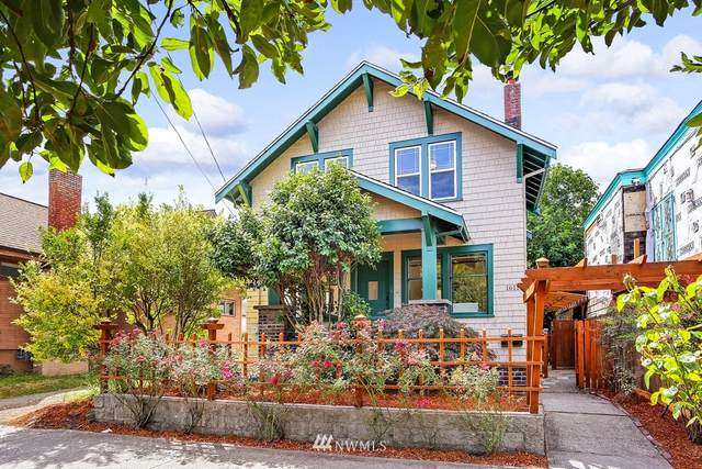1611 S Forest Street, Seattle, WA 98144 (#1643509) :: TRI STAR Team | RE/MAX NW
