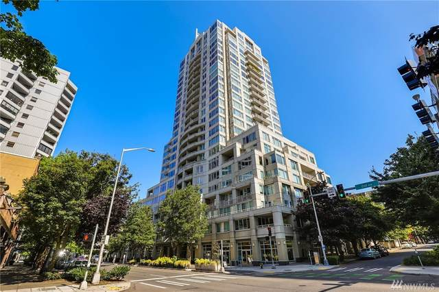 2600 2nd Ave #910, Seattle, WA 98121 (MLS #1643521) :: Brantley Christianson Real Estate