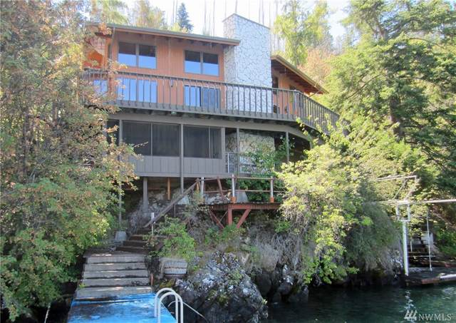 21172 S Lakeshore Road, Chelan, WA 98816 (#1643525) :: Ben Kinney Real Estate Team