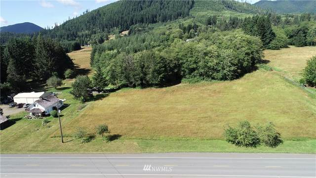 9999 Highway 101 Parcel A, Port Angeles, WA 98305 (#1643617) :: The Robinett Group