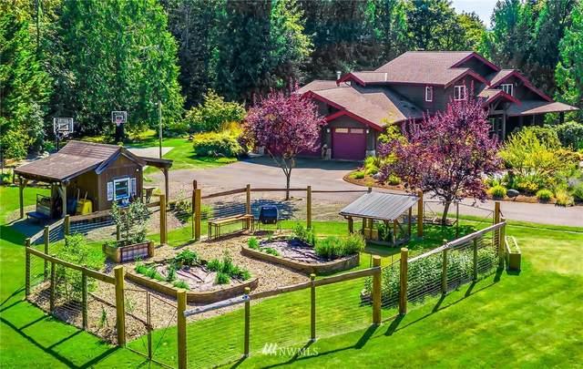 900 290 Avenue SE, Fall City, WA 98024 (#1643830) :: Ben Kinney Real Estate Team