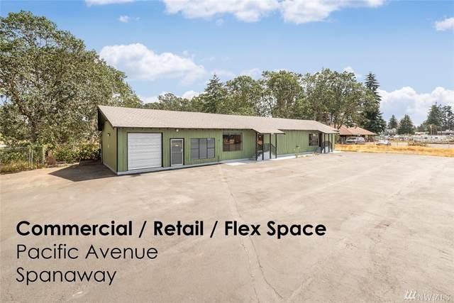 132 162nd St S, Spanaway, WA 98387 (#1643837) :: Better Properties Lacey