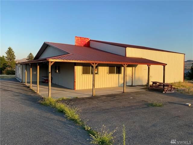 3535 Highway 155, Elmer City, WA 99116 (#1643920) :: Hauer Home Team