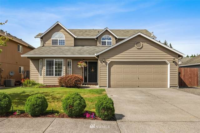 15906 NE 91st Street, Vancouver, WA 98682 (#1643948) :: Ben Kinney Real Estate Team