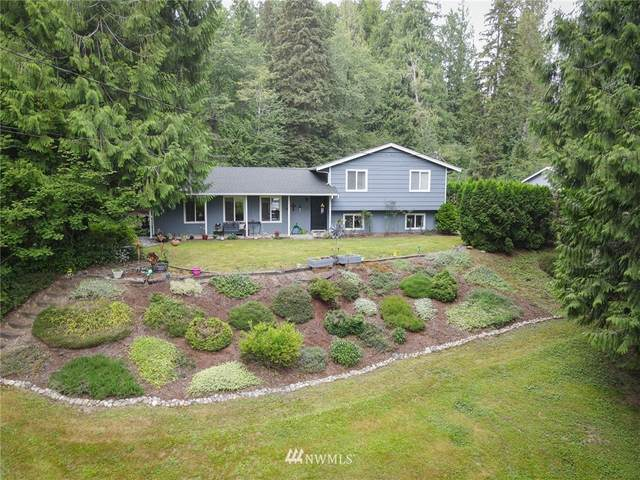 15911 Ok Mill Road, Snohomish, WA 98290 (#1644004) :: The Robinett Group