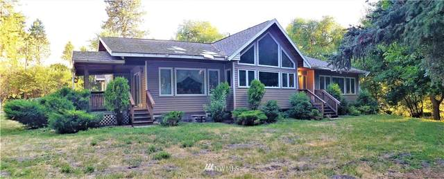511 Strahl Canyon Road, Grand Coulee, WA 99133 (#1644107) :: NW Home Experts