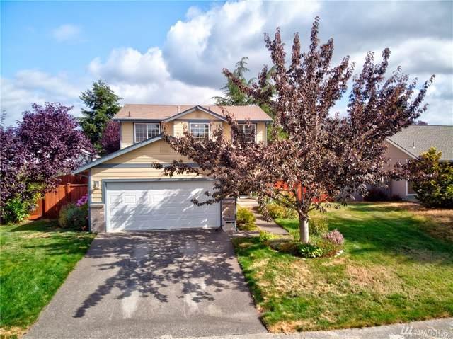 8317 202nd Street Ct E, Spanaway, WA 98387 (#1644125) :: Ben Kinney Real Estate Team