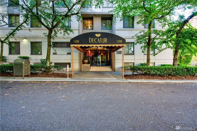 1105 Spring St #1312, Seattle, WA 98104 (#1644220) :: Lucas Pinto Real Estate Group